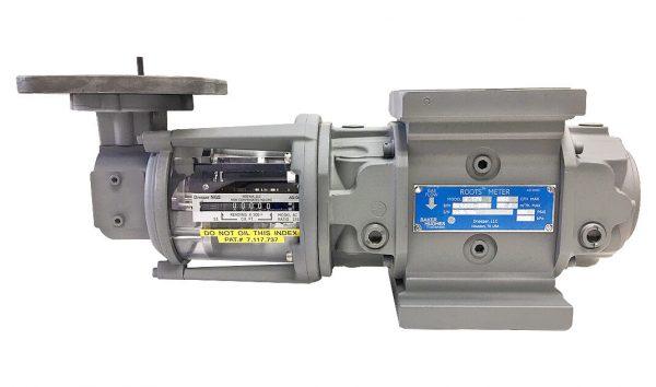11C175CD Roots Gas Meter