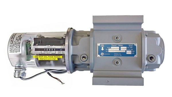 11C175ICEX Roots Gas Meter