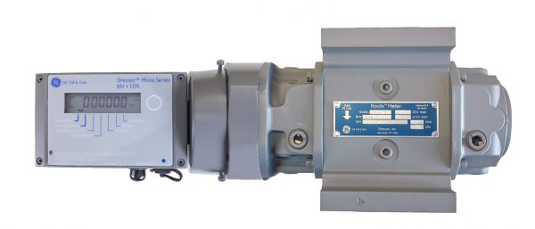 11C175IMCW2 Roots Gas Meter