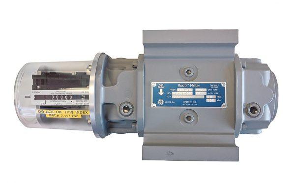 11C175CTR Roots Gas Meter