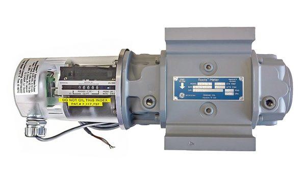 15C175ICPWS Roots Gas Meter