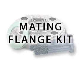 2×1 Inch Reducing Flange Kit