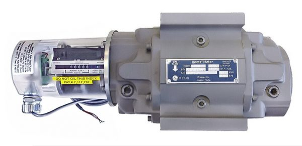 2M175ICEX Roots Gas Meter