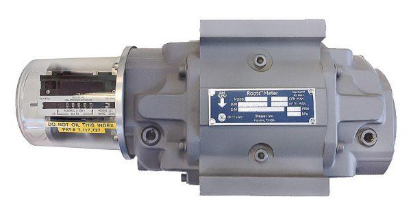 2M175CTR-SSM Roots Gas Meter