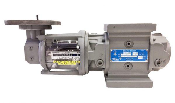 8C175CD Roots Gas Meter