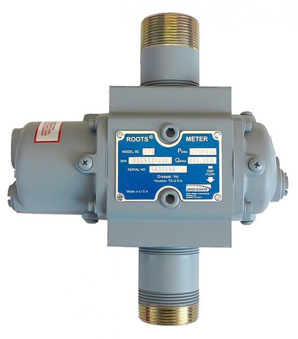 8C175LMMA Roots Gas Meter