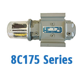 8C175 Series Gas Meters