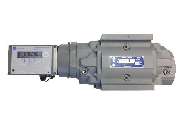 Ge Meter Reader : M imcw roots gas meter in stock on sale dresser