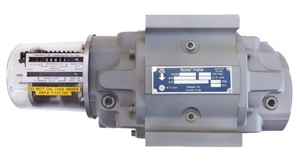 3M175TC Roots Gas Meter