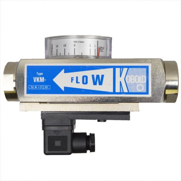 Kobold VKM Variable Area Flow Meter