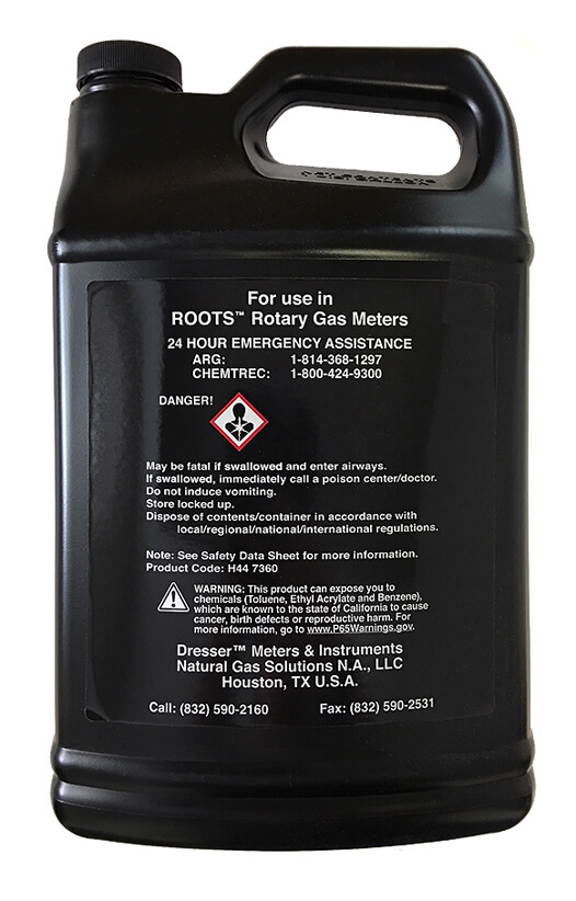 Roots Meter Oil - Gallon