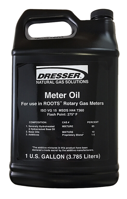 Roots Meter Oil Gallon In Stock Official Dresser