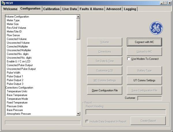 IMC/W2 User Terminal Software