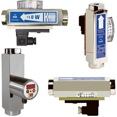 VKM All Flow Meters